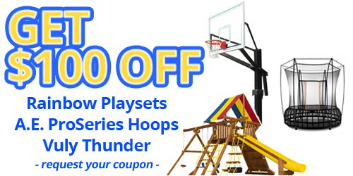 Special Deals On Our Outdoor Play Equipment Near