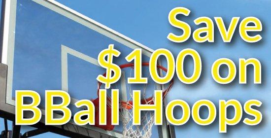 Swings N Things Basketball Hoop Coupon