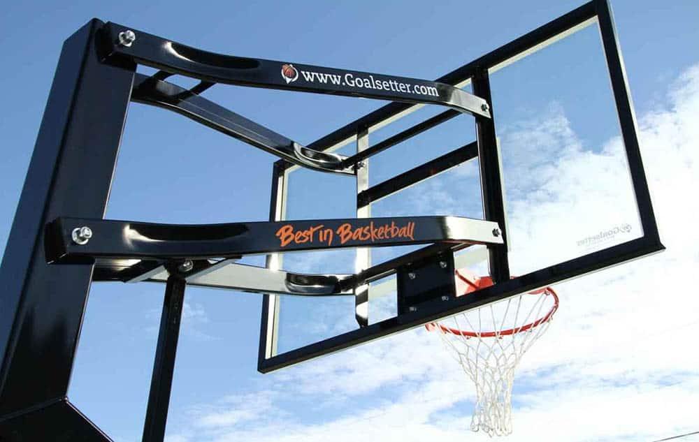 Goalsetter All-American 60 inch Basketball Hoop 2