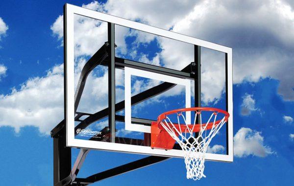 Goalsetter Signature Series Captain 60 inch Basketball Hoop2