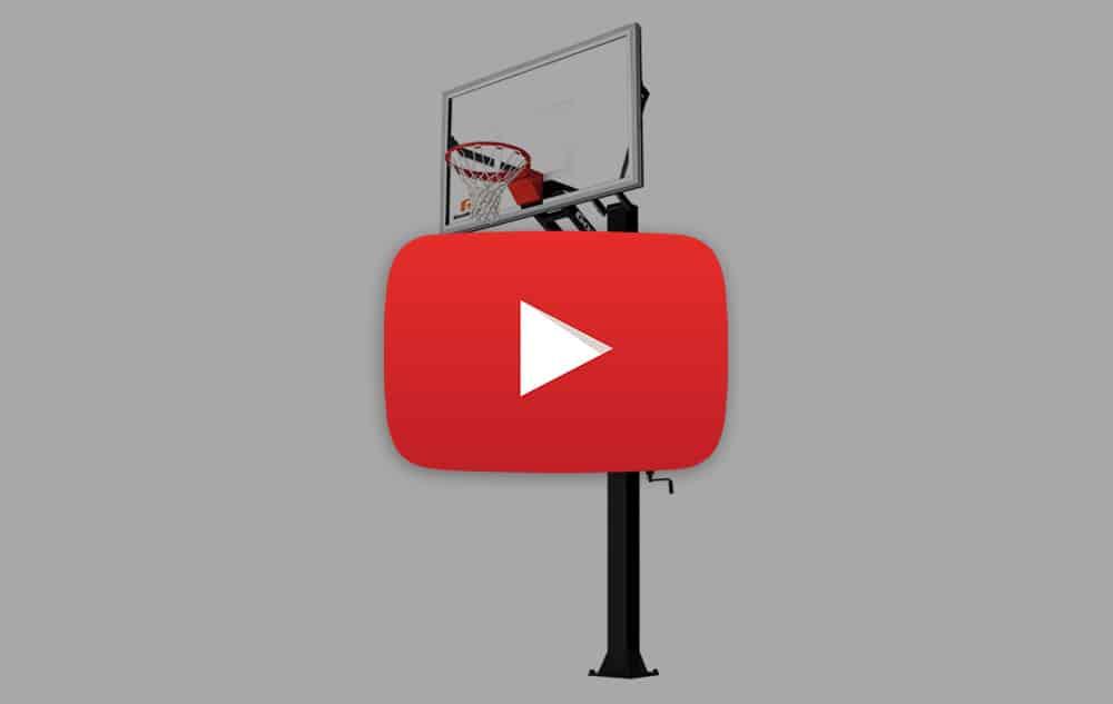 Goalrilla Basketall Hoop GS60C