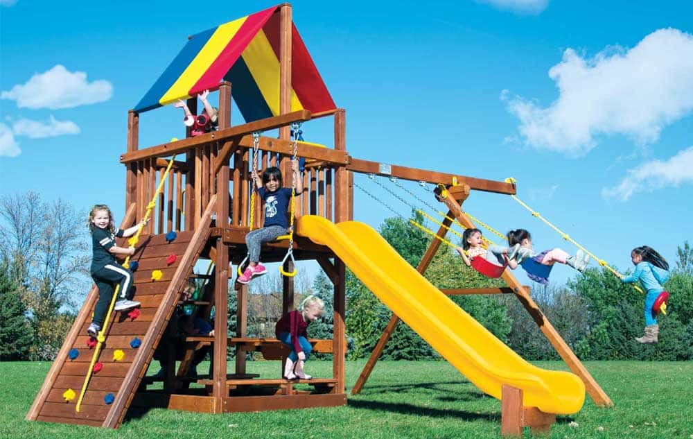 Rainbow Turbo Feature Clubhouse Pkg II 40a 3