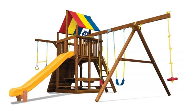 Rainbow Turbo Feature Clubhouse Pkg II 40a