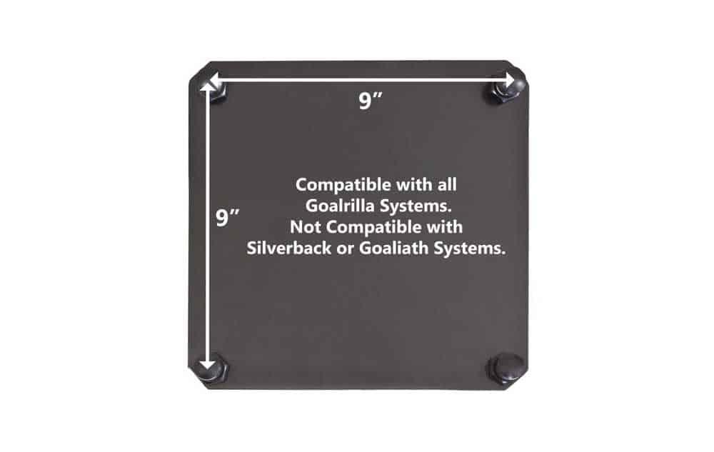 Goalrilla - 9-INCH ANCHOR SYSTEM 3
