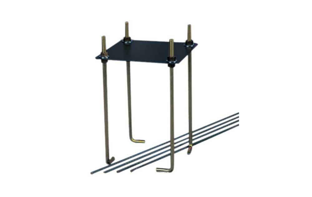 Goalrilla - 9-INCH ANCHOR SYSTEM