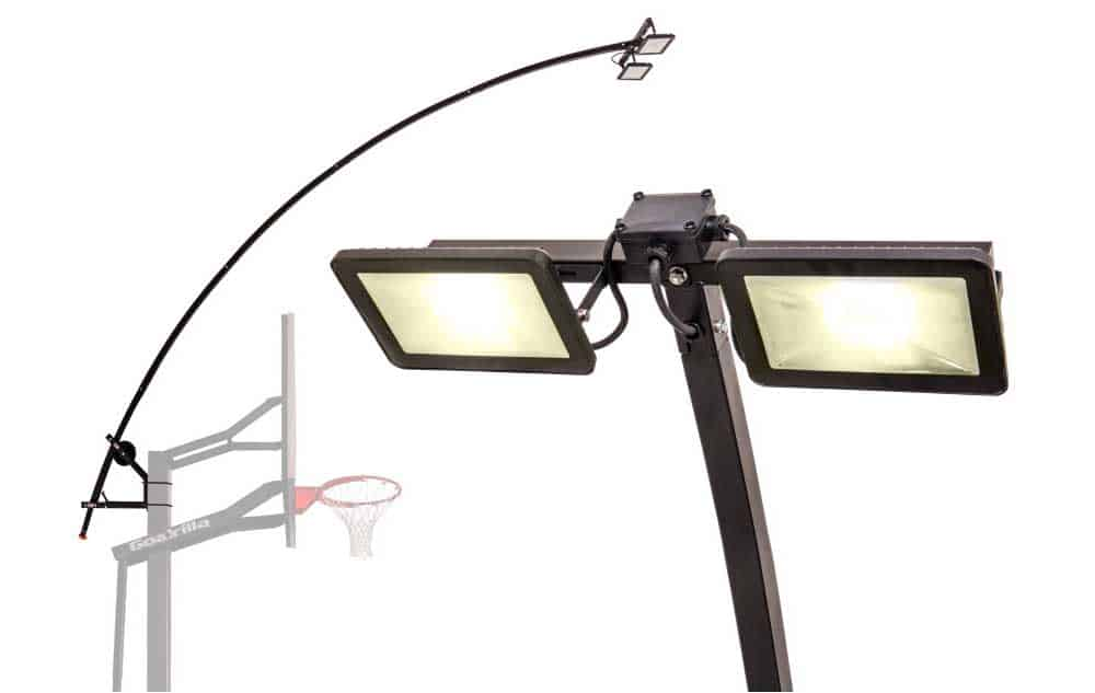 Led Basketball hoop light
