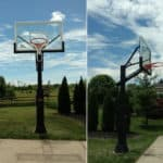 Recent Basketball Hoop Installations 6