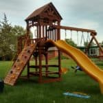 Recent Rainbow Playset Installations 5