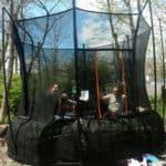 Recent Trampoline Installations 8