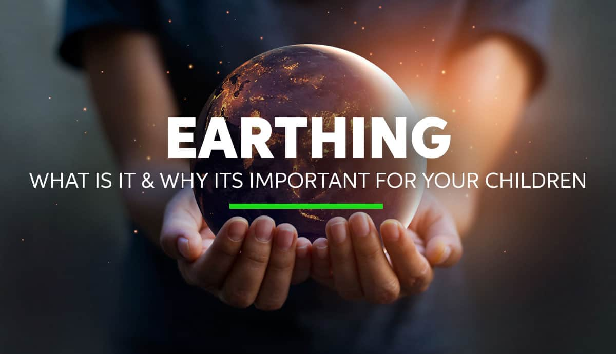 Earthing - What is it and why it is important
