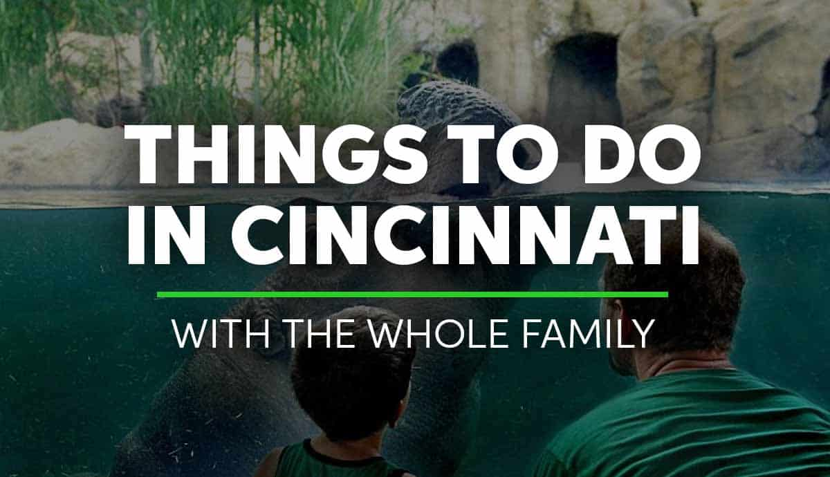 Things to do in cincinnati 2019