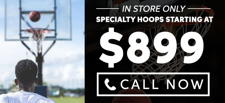 Deals and promotions on basketball hoops in Cincinnati - Swings-n-Things