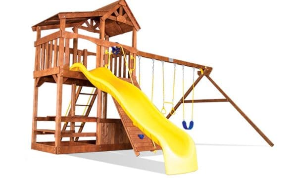 Playset Deals in August 2019 - Rainbw Super Fun House Sf2 - free install