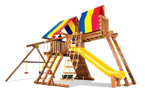 Carnival Castle Series - Create your own Rainbow Playset