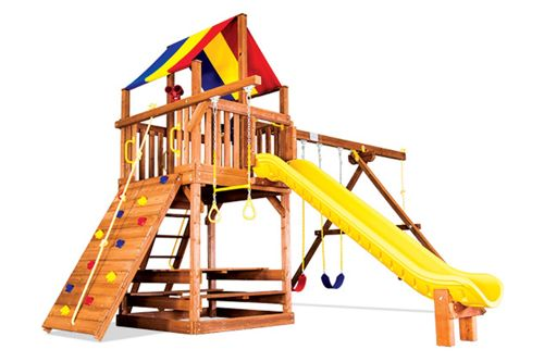 Carnival Clubhouse Series - Create your own Rainbow Playset