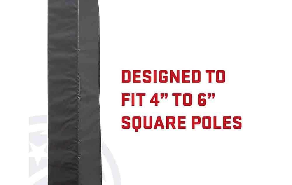 Goalsetter Custom Fit Pole Pad 3