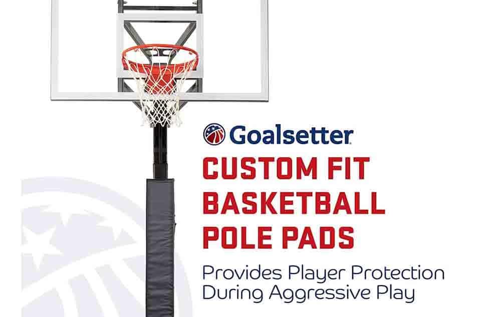 Goalsetter Custom Fit Pole Pad 4
