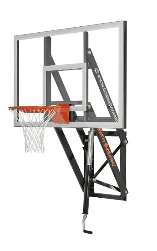 Goalsetter 60 Wall-mounted Basketball Hoop
