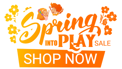 Spring into Play May 2021 - Button