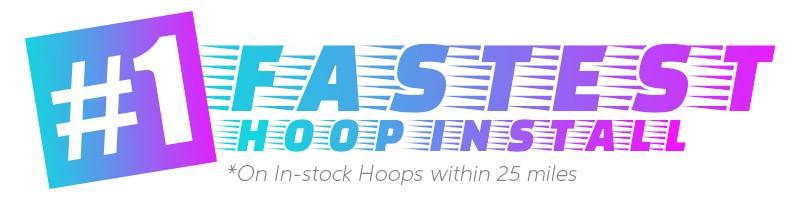 Fastest Hoop Install